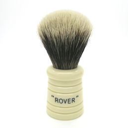 The Rover Manchurian Badger faux Ivory