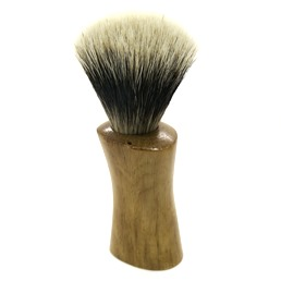 #8/100 Limited Edition Hand Carved Calabrian Oak Wood Manchurian Badger