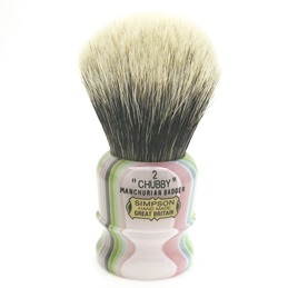 Chubby 2 Manchurian Badger Candy Stripe