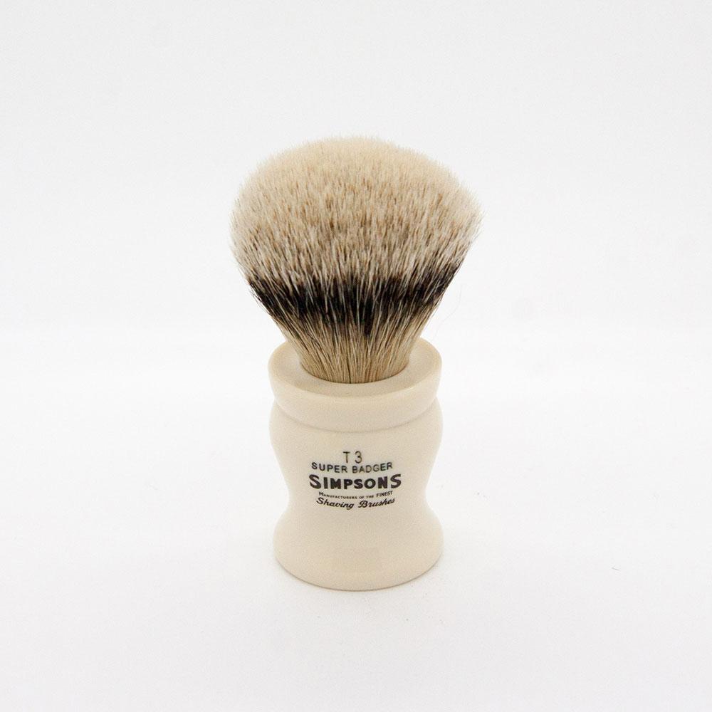 Tulip 3 Super Badger Shaving Brush