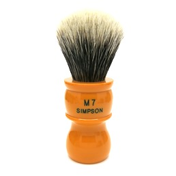 M7 Manchurian Badger Butterscotch
