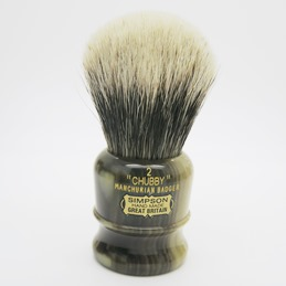 BLACK FRIDAY Chubby 2 Manchurian Badger faux Horn