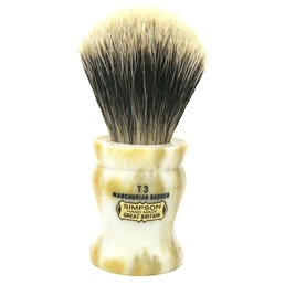 BLACK FRIDAY Tulip 3 Manchurian Badger faux Italian Marble