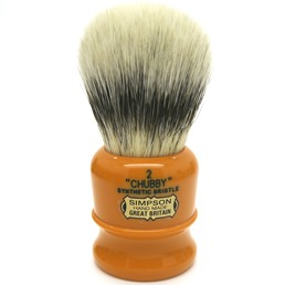 SALE Chubby 2 Synthetic Bristle faux Butterscotch