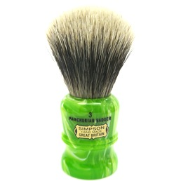 Duke 3 Manchurian Badger Lime Swirl