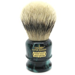 Chubby 2 Super Badger faux Emerald