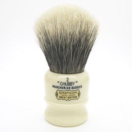 Chubby 2 Manchurian Badger faux Ivory