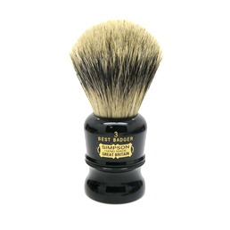Duke 3 Best Badger faux Ebony