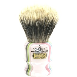 Chubby 3 Manchurian Badger Candy Stripe