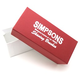 Simpson Red Presentation Box (Large)