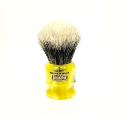 Chubby 2 Manchurian Badger Medallion Yellow