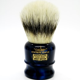 Chubby 2 Synthetic Bristle faux Sapphire