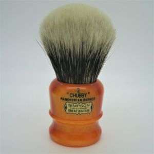 Special Edition Chubby 2 Manchurian Badger Sunspot Orange